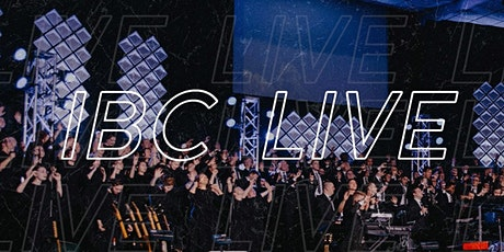 IBC LIVE 2021 tickets