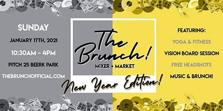 The Brunch! Mixer & Market: New Year Edition! tickets