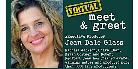 VIRTUAL MEET & GREET TO BLOW THE LID OFF OF YOUR ACTING CAREER! tickets