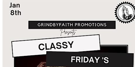 Classy Fridays tickets