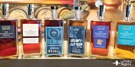 Whisky Flights: Riverbourne Distillery (NSW, Australia) tickets