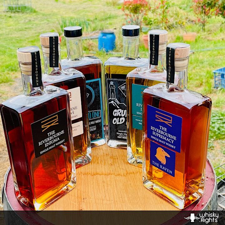 Whisky Flights: Riverbourne Distillery (NSW, Australia) image