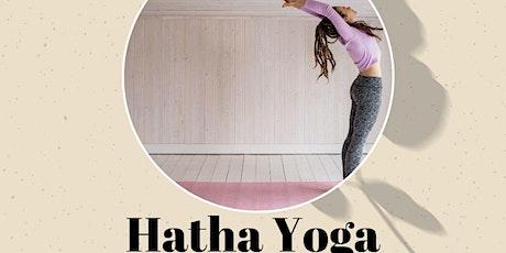 Hatha Yoga - Open Level Zoom Yoga Class tickets