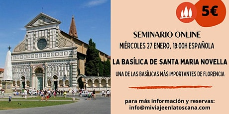 LA BASÍLICA DE SANTA MARIA NOVELLA biglietti