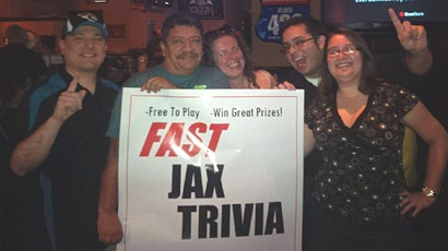 Wednesday Night: Win Some of the Biggest Free Live Trivia Prizes In Jax! tickets