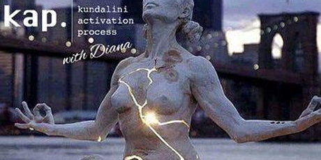 KAP-Kundalini Activation Process. Online open session with Diana - Saturday tickets