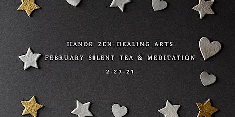 February Silent Tea Ceremony and Meditation tickets