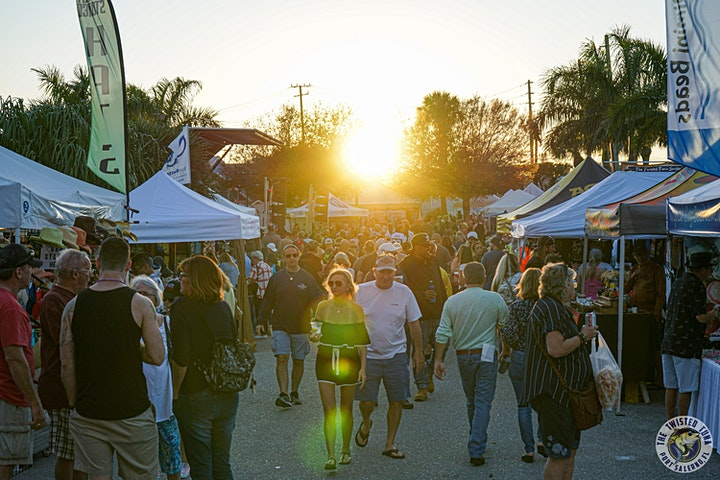 The Twisted Tuna Presents The 2021 Seafood Festival image