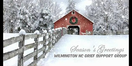 Wilmington NC Grief Support Group Virtual Meetup tickets