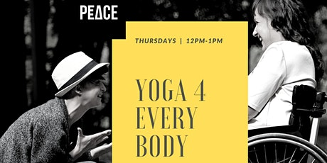Yoga 4 Every Body tickets
