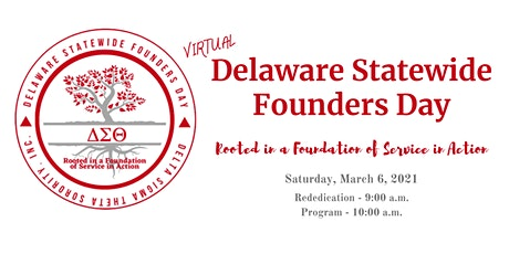 2021 Delaware Statewide Founders Day Celebration tickets