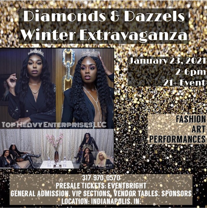 Diamond & Dazzles Winter Extravaganza image