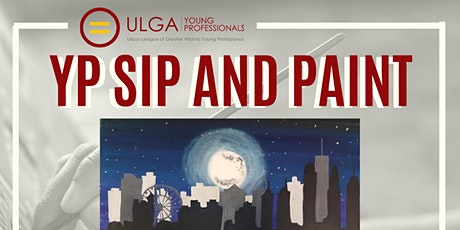 YP Sip and Paint (Members Only) tickets
