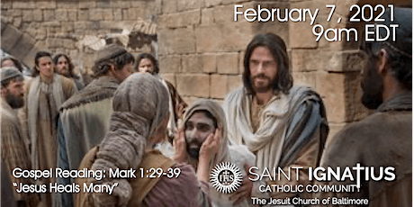 Sunday Mass - February 7, 2021 tickets