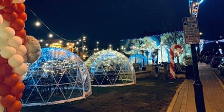 Saturday and Sunday Igloo Dining 3:00 pm tickets