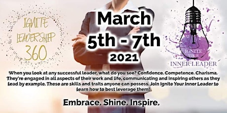 Ignite Your Inner Leader (March 2021) tickets
