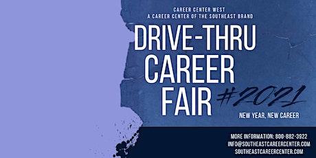 Free Drive- Thru Career Fair. tickets