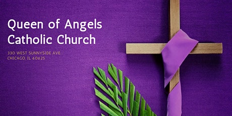 Fifth Sunday of Lent   - March 20/21,  2021 tickets