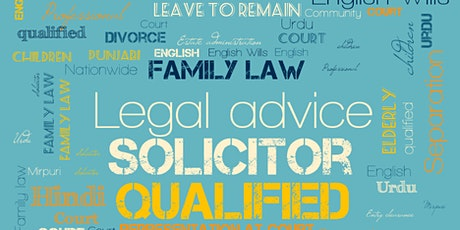 FREE Telephone Legal Advice Clinic tickets