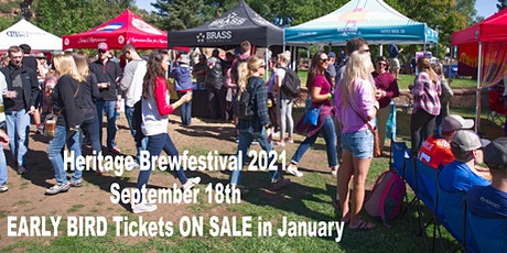 6th Annual Heritage Brew Festival tickets