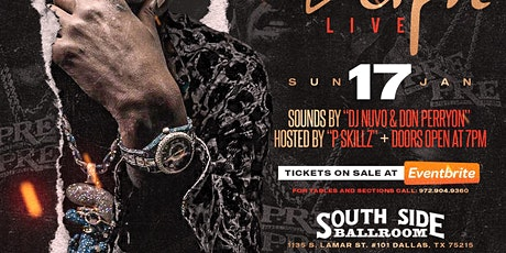Young Dolph Live tickets