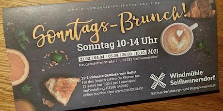 Sonntags-Brunch in der Windmühle Seifhennersdorf - OSTERBRUNCH tickets