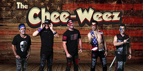The Chee-Weez Live - Deck/Outside tickets