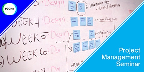 Project Management for Association Leaders Seminar tickets