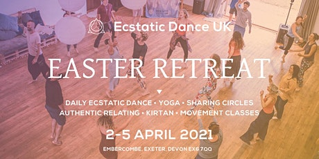 Ecstatic Dance Easter Retreat tickets