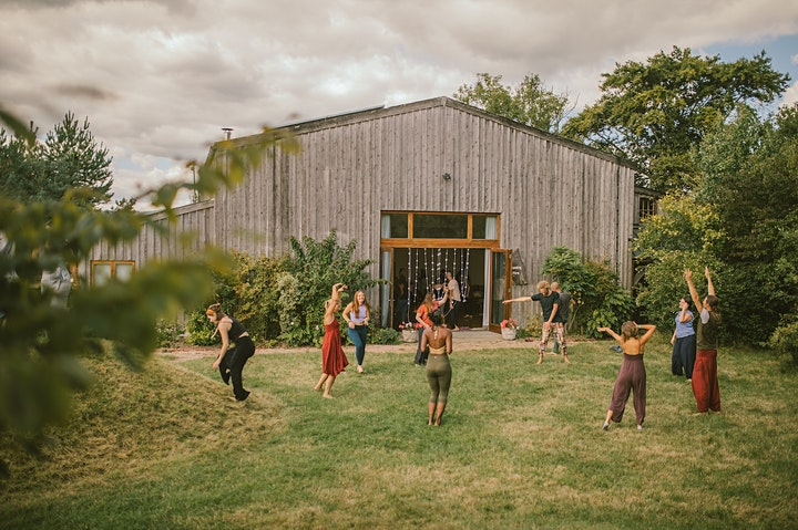 Ecstatic Dance Summer Retreat image