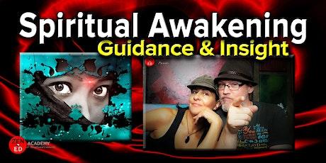 Spiritual Awakening Guidance ~Spiritual Awakening Process tickets
