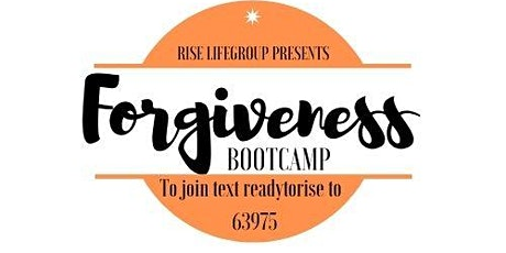 Forgiveness Bootcamp tickets