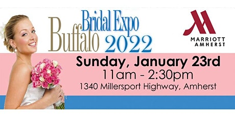 Buffalo Bridal Expo Bridal Show billets