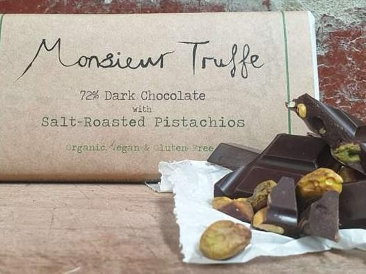 Chocolate Tasting Session: featuring Monsieur Truffe image