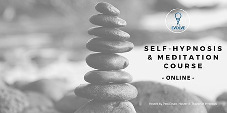 Emotional Mastery: Online Self Hypnosis & Meditation Course tickets