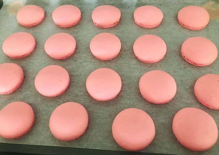 Short class Macaron . (3 hours) image