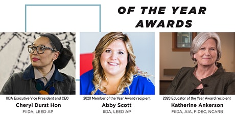 National Of the Year Awards Recipients Panel hosted by Cheryl Durst tickets