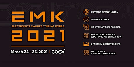 EMK Electronics Manufacturing Korea (Visit remotely with personal guide) tickets