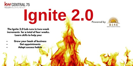 Ignite 2.0 - Skills to Spark a Great Career tickets