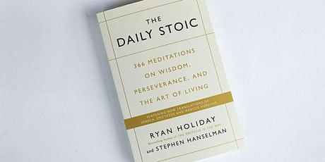 Copy of Book Discussion : The Daily Stoic tickets