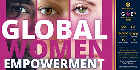 The Global Women Empowerment Conference tickets