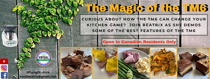 Let's Explore the Magic of Thermomix (Canadians only) image