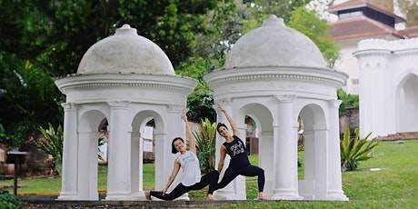 Yoga for a Change at Fort Canning Green tickets