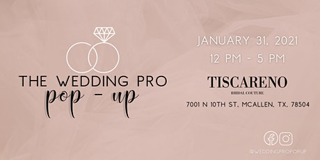 The Wedding Pro Pop-Up tickets