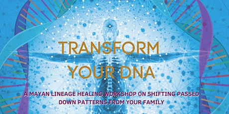 TRANSFORM YOUR DNA: LEVEL 1 tickets