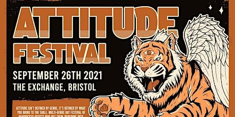 Attitude Festival tickets