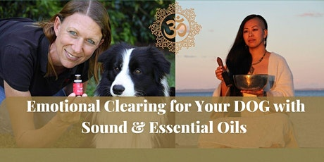 Emotional Clearing for Your DOG with Sound & Essential Oils @Caboolture tickets