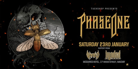Tuckshop ft. PhaseOne, Banxy & Bynded tickets