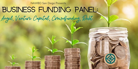 Business Funding Panel - Angel, VC, Crowdfunding, Debt tickets