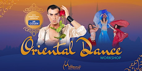 Oriental Dance Workshop with Mr Ozgen tickets